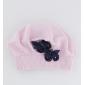 """Берет демисезонный розового цвета на девочку """"Школьная пора"""""""